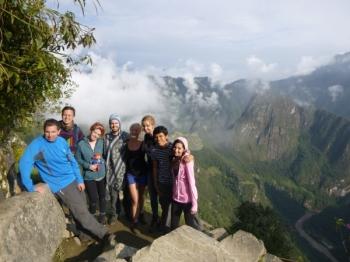 Karlijn Inca Trail April 06 2017