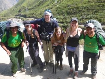 Cameron Inca Trail June 15 2017-2