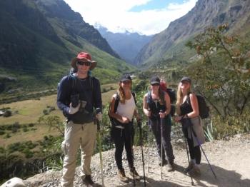 Cameron Inca Trail June 15 2017