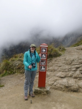 Machu Picchu vacation March 10 2017