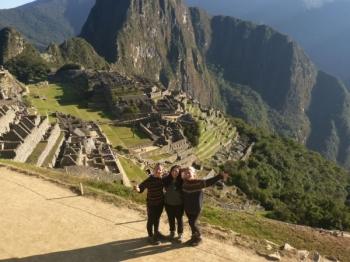 Peru travel August 04 2017