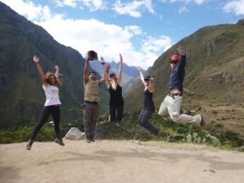Peru vacation June 15 2017