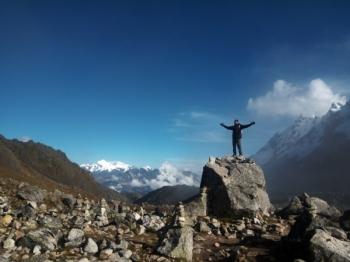 Machu Picchu trip May 03 2017