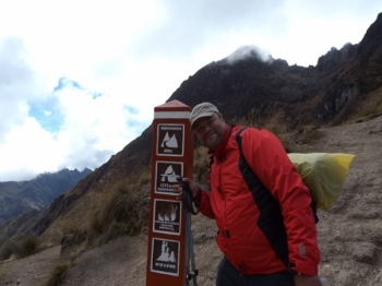 Machu Picchu trip June 26 2017