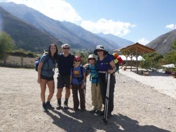 Machu Picchu trip July 27 2017