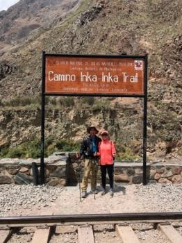 Eun-Kyung Inca Trail September 04 2017