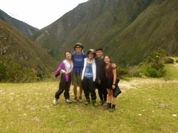 Peru vacation March 15 2017