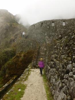 Machu Picchu vacation March 15 2017