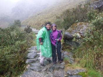 Machu Picchu trip April 02 2017