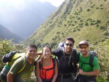 Peru trip April 02 2017