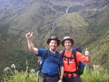 Machu Picchu vacation April 02 2017