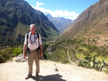Martin Inca Trail July 07 2017