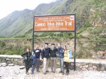 Gerard Inca Trail March 05 2017-1