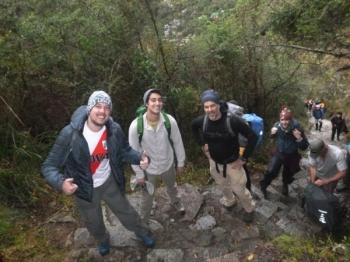 Gerard Inca Trail March 05 2017-2