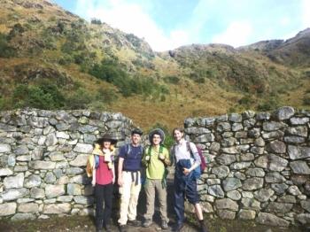 Hayley Inca Trail March 05 2017-1