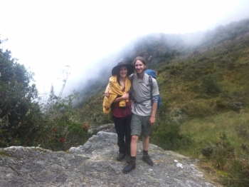 Hayley Inca Trail March 05 2017-2