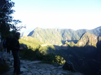 Machu Picchu vacation June 10 2017