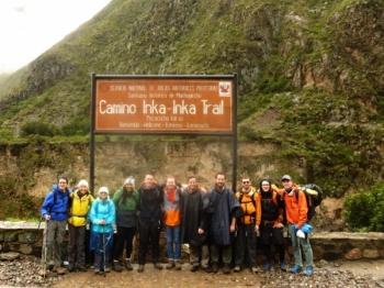 Machu Picchu trip March 08 2017