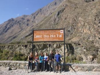 Machu Picchu vacation July 13 2017-2