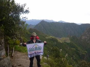 Machu Picchu trip March 30 2017