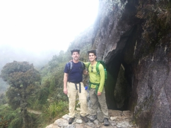 Rod Inca Trail March 05 2017-1