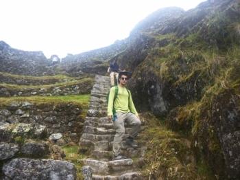 Jacob Inca Trail March 05 2017