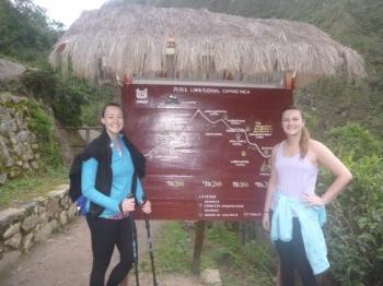 Jennifer Inca Trail March 27 2017-2