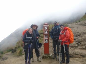 Peru vacation March 30 2017