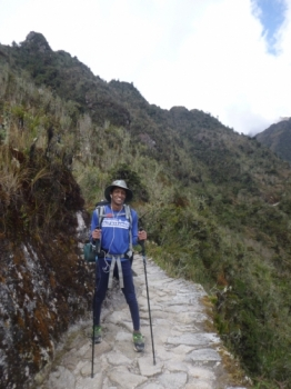 Mohannad Inca Trail July 27 2017