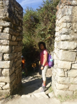 Sowmya Inca Trail August 03 2017-1