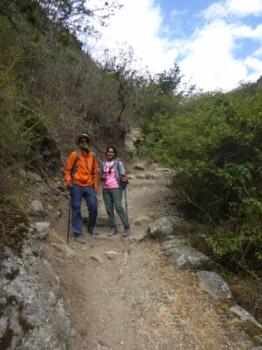 Sowmya Inca Trail August 03 2017-2