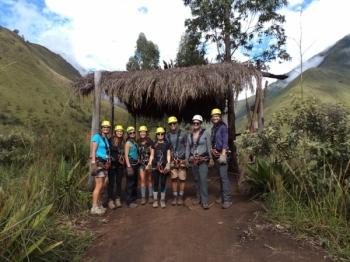 Machu Picchu trip April 23 2017