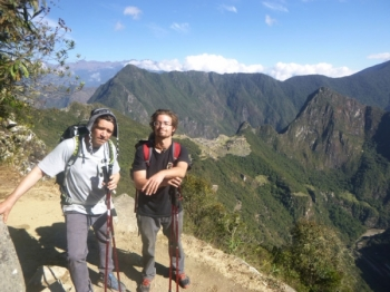 Colum Inca Trail August 03 2017-2