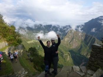 Machu Picchu trip March 31 2017