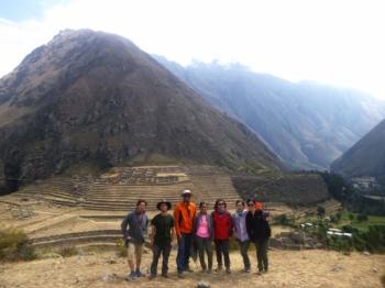 xiaoying Inca Trail August 03 2017-2