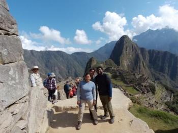 Peru vacation August 28 2017