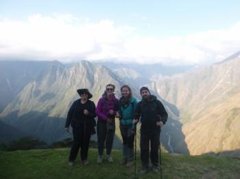 Cécile Inca Trail July 31 2017-1