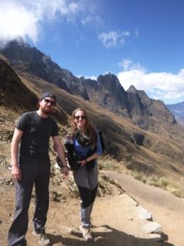 Machu Picchu trip July 31 2017