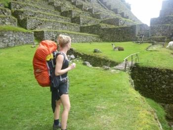 Machu Picchu vacation March 26 2017