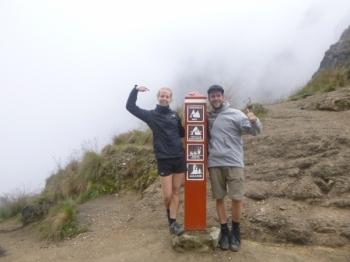 Machu Picchu trip March 26 2017