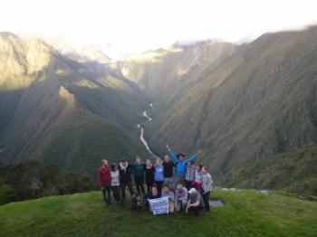 Amelia Inca Trail March 29 2017-1
