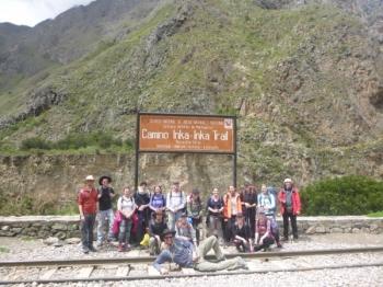 Amelia Inca Trail March 29 2017-2