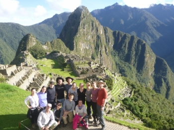 Machu Picchu travel March 29 2017