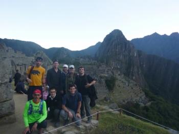 Machu Picchu trip June 19 2017