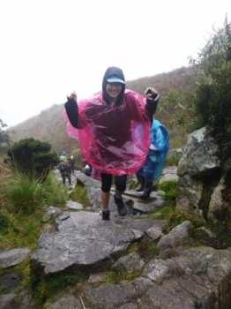 Esther Inca Trail March 12 2017-1