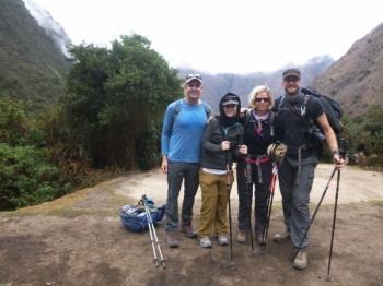 Geert Inca Trail August 15 2017-1
