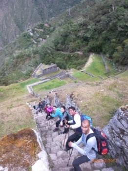 Yashneel Inca Trail August 20 2017-2