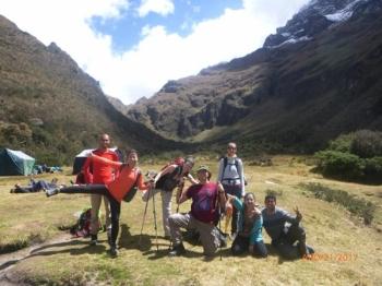 Machu Picchu vacation August 20 2017