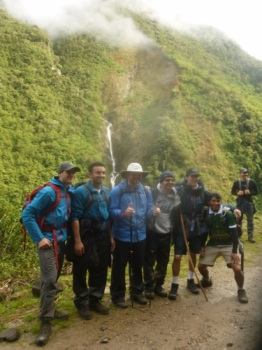 Machu Picchu trip March 27 2017