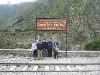 Machu Picchu travel March 17 2017